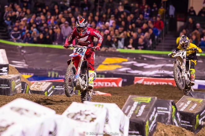 Both Seely and Anderson had great rides, and watching them both battle late in the race was a little reminiscent of the battles they staged in 2014 in the 250s. At least Anderson didn't have to go to the last lap to make the pass this time.