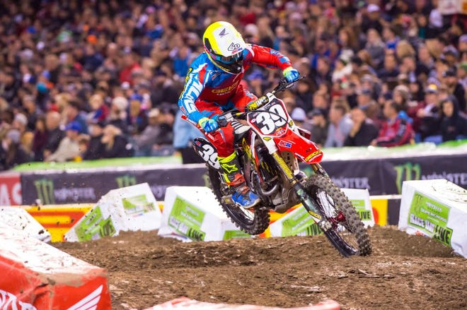 Can Jordon Smith find the podium for a second straight race?