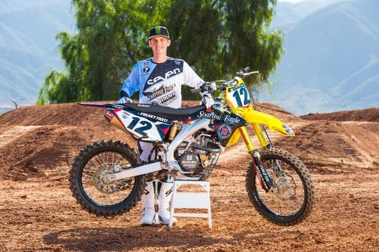 Weimer will be filling in for Broc Tickle for supercross. When Tickle returns there will be three riders.
