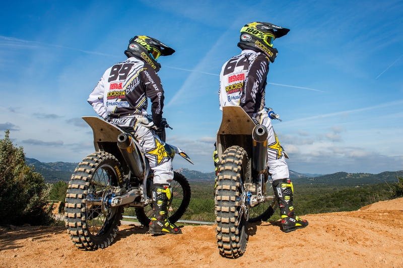 Anstie and Covington move over from Kawasaki.