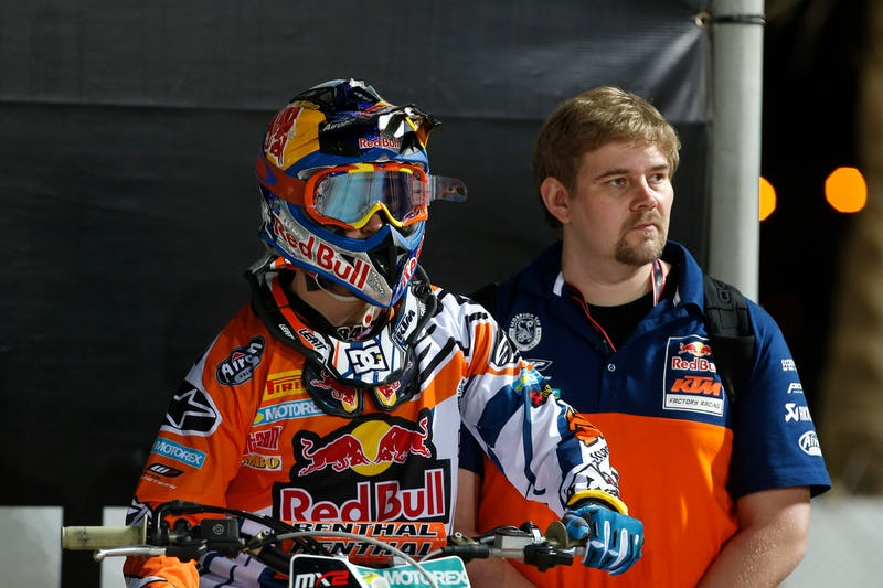 Herlings is looking for his third MX2 title in 2016.
