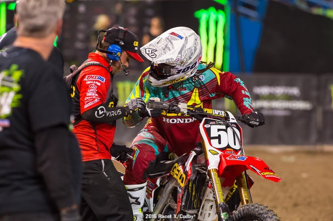 Malcolm Stewart made two pit stops and crashed in turn one and still finished second. Still hard to say who is the man in this class between him, Martin, Hill and Davalos.