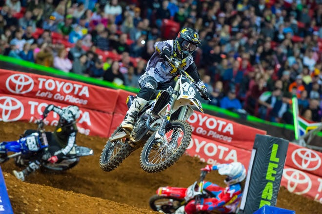 Can Davalos get back into the 250SX East Region title chase this weekend?
