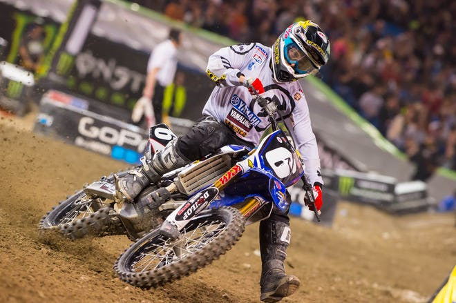 Jeremy Martin and the rest of the 250SX East Region return this weekend.