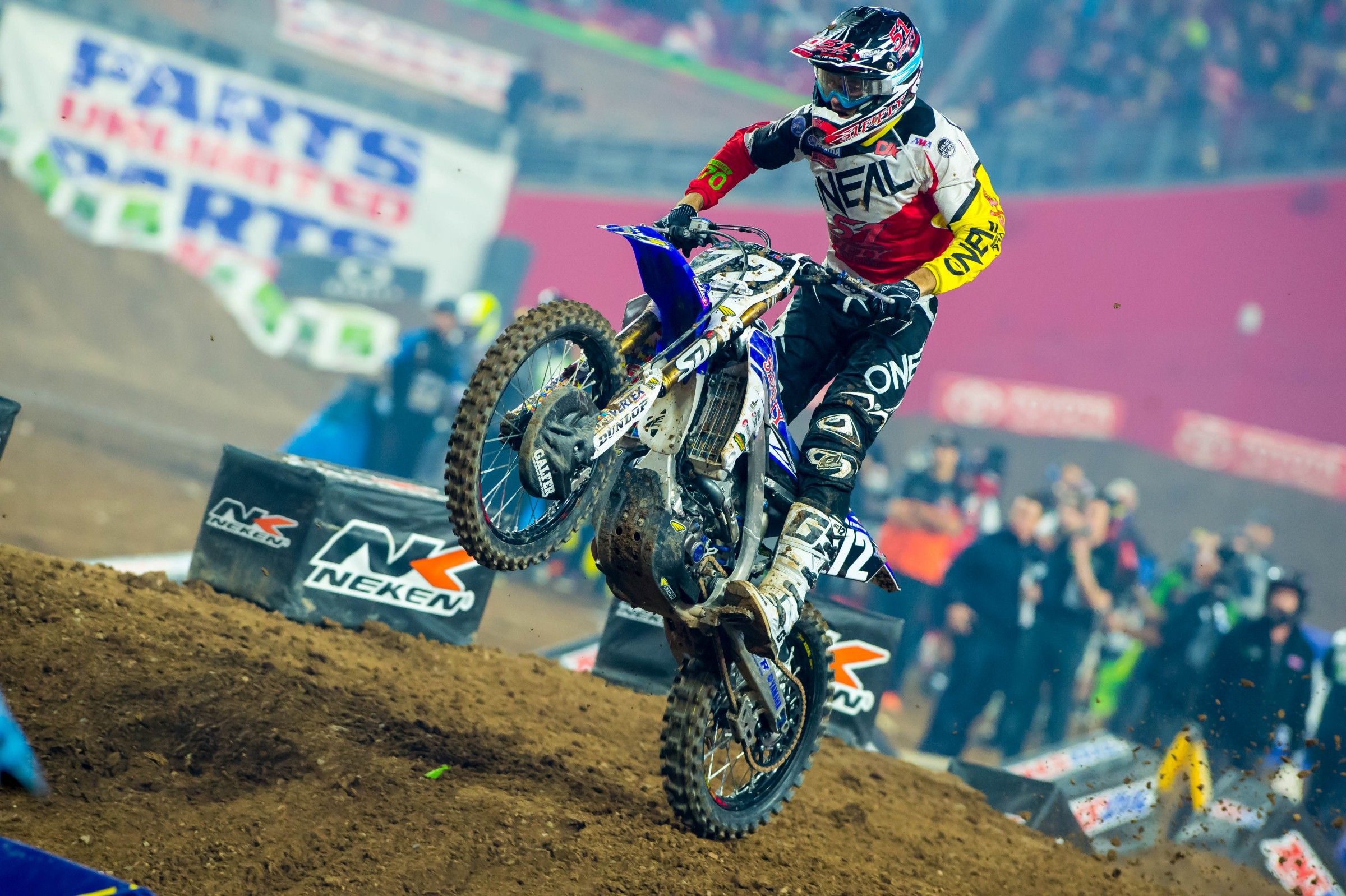 Privateer Profile: Hayden Mellross - Supercross