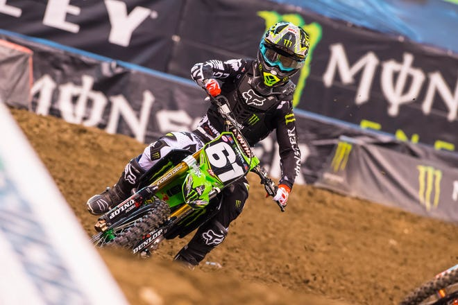 What will we see from Audette in race number 2 on Monster Energy/Pro Circuit Kawasaki.
