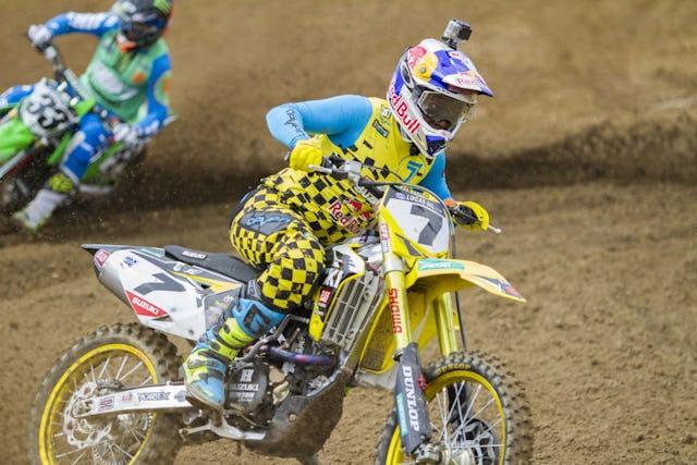How will Stewart do in his return to Lucas Oil Pro Motocross?