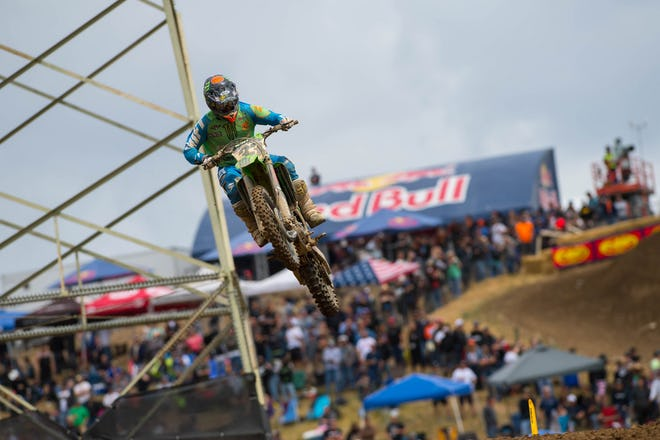 Can Grant capture a moto win this weekend?