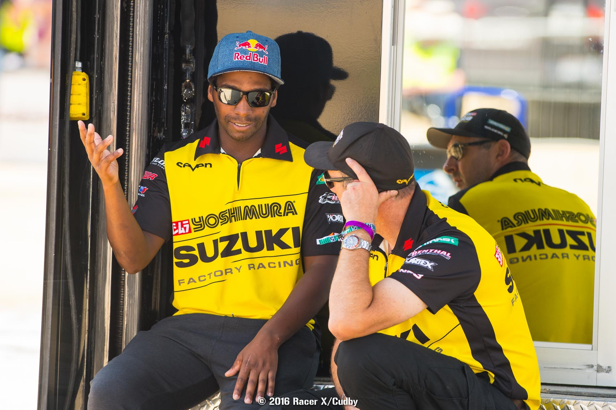 James Stewart will try to come back next week at Thunder Valley.
