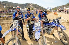 Star killed it at the FMF Glen Helen National