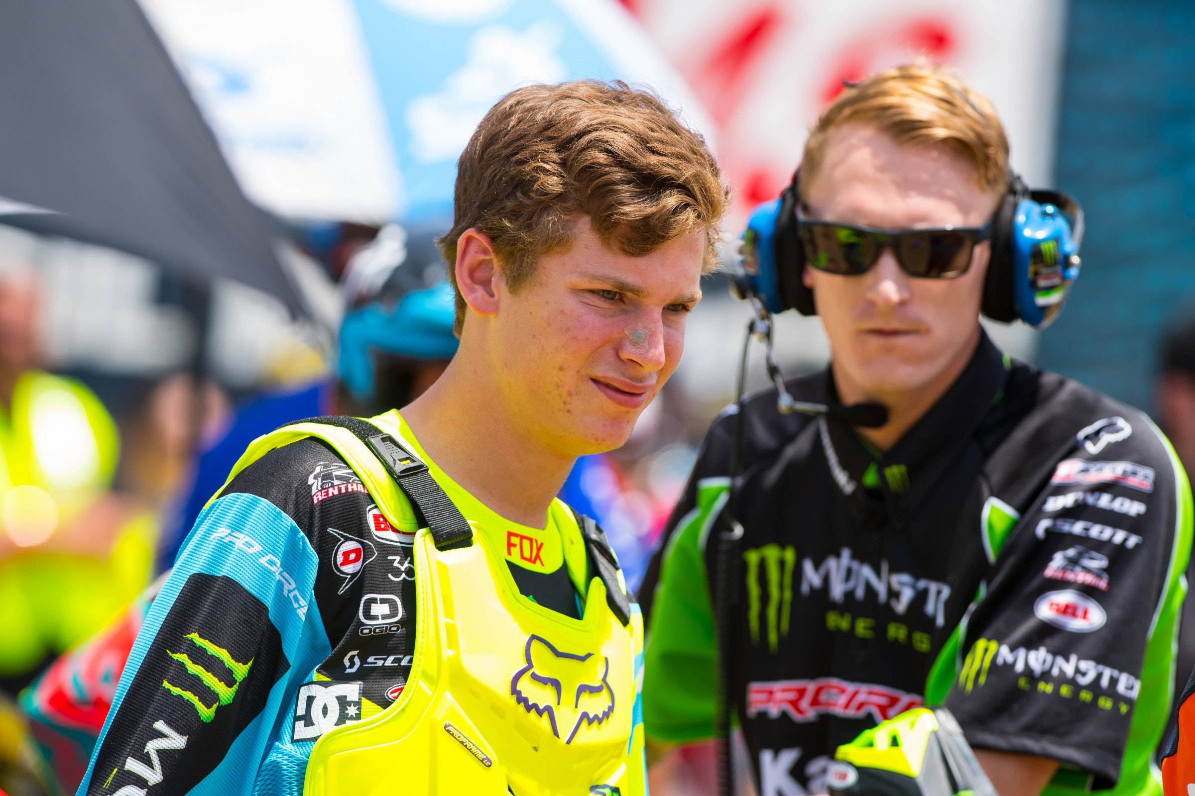 It's good to have Cianciarulo back at the races and just staying injury free would be a good goal. Oh, who are we kidding? We want even more competition at the front!