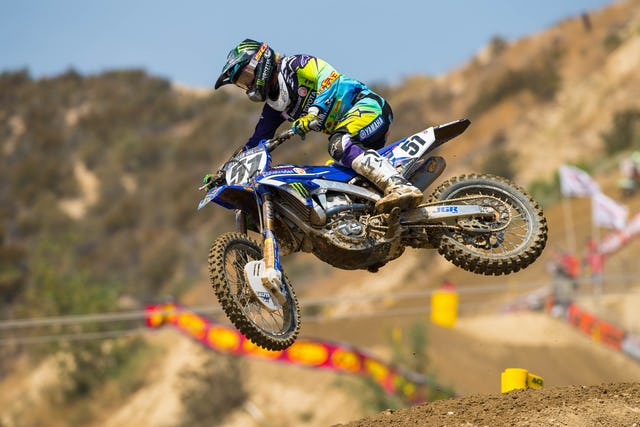 Is Barcia going to get hot?