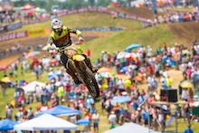 Roczen still has won all but one moto this year.