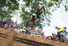 Tomac is getting closer....