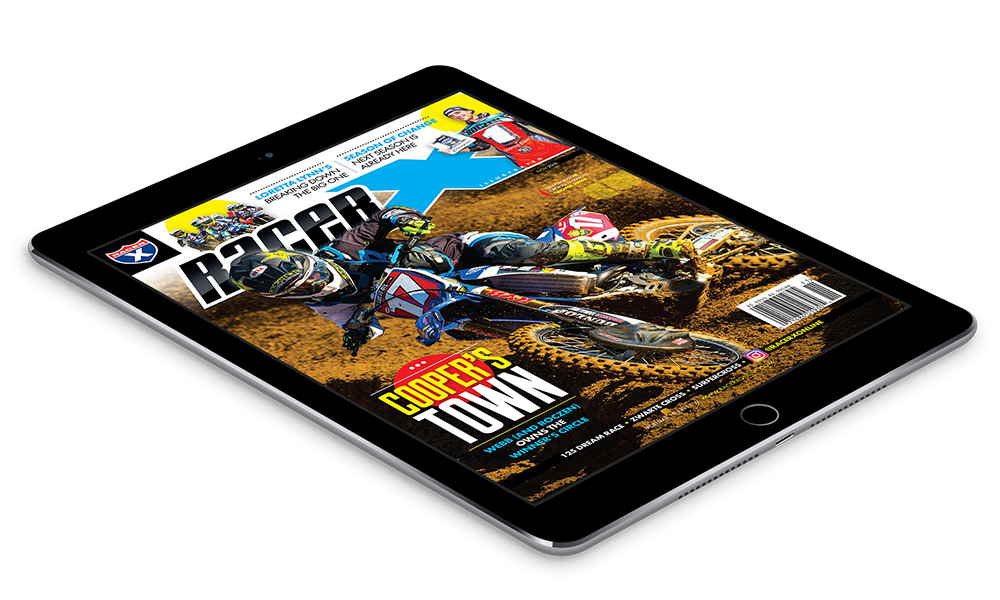 Racer X Illustrated Digital Subscription