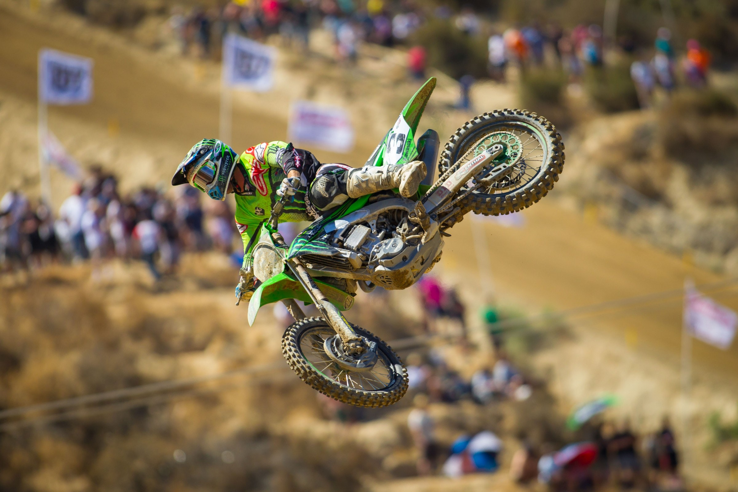 Can Tomac keep hismomentum going from his dominating performances at the USGPs?
