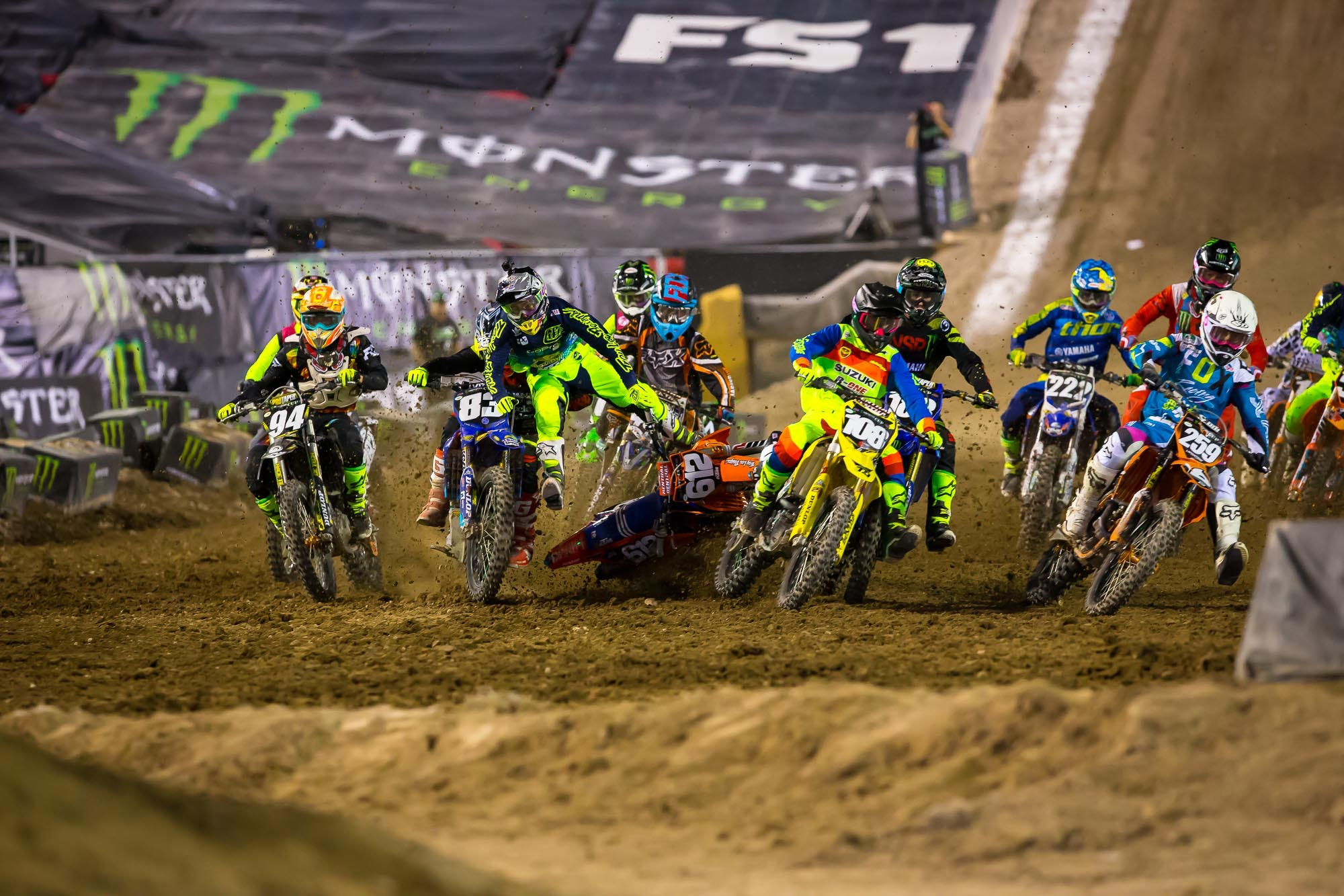 Falk ended up going 1-19 for eleventh overall.
