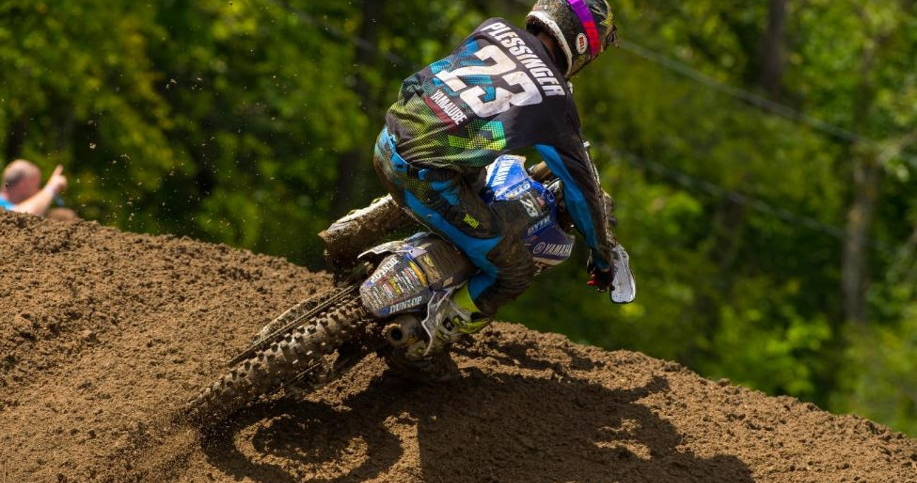 aaron plessinger offers scholarship to gncc competitors