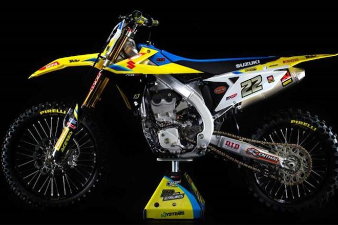 suzuki unveils the all-new 2018 suzuki rm-z450ws - racer x online