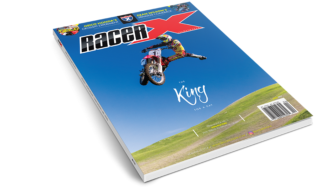 The April 2017 Issue - Racer X Illustrated Supercross Magazine