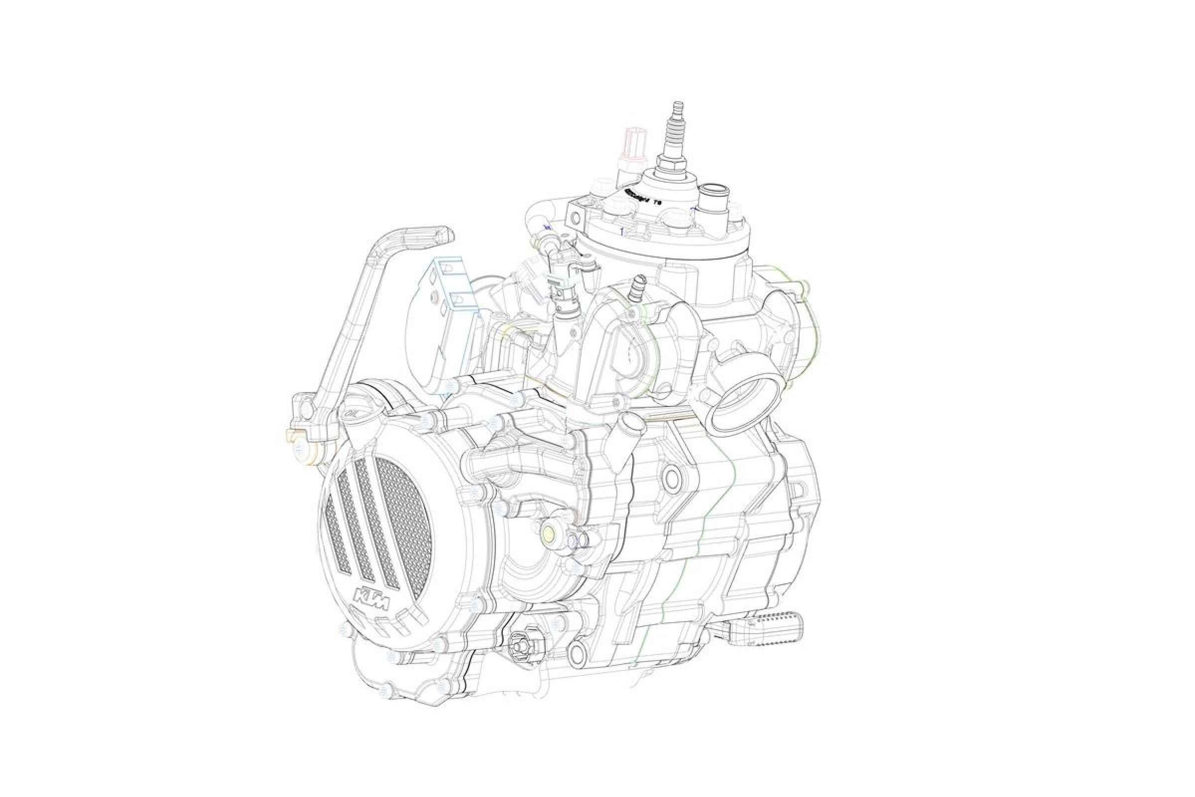 2018 ktm fuel injected 2 stroke. Plain Stroke FuelInjected KTM TwoStrokes Coming In U002718 With 2018 Ktm Fuel Injected 2 Stroke
