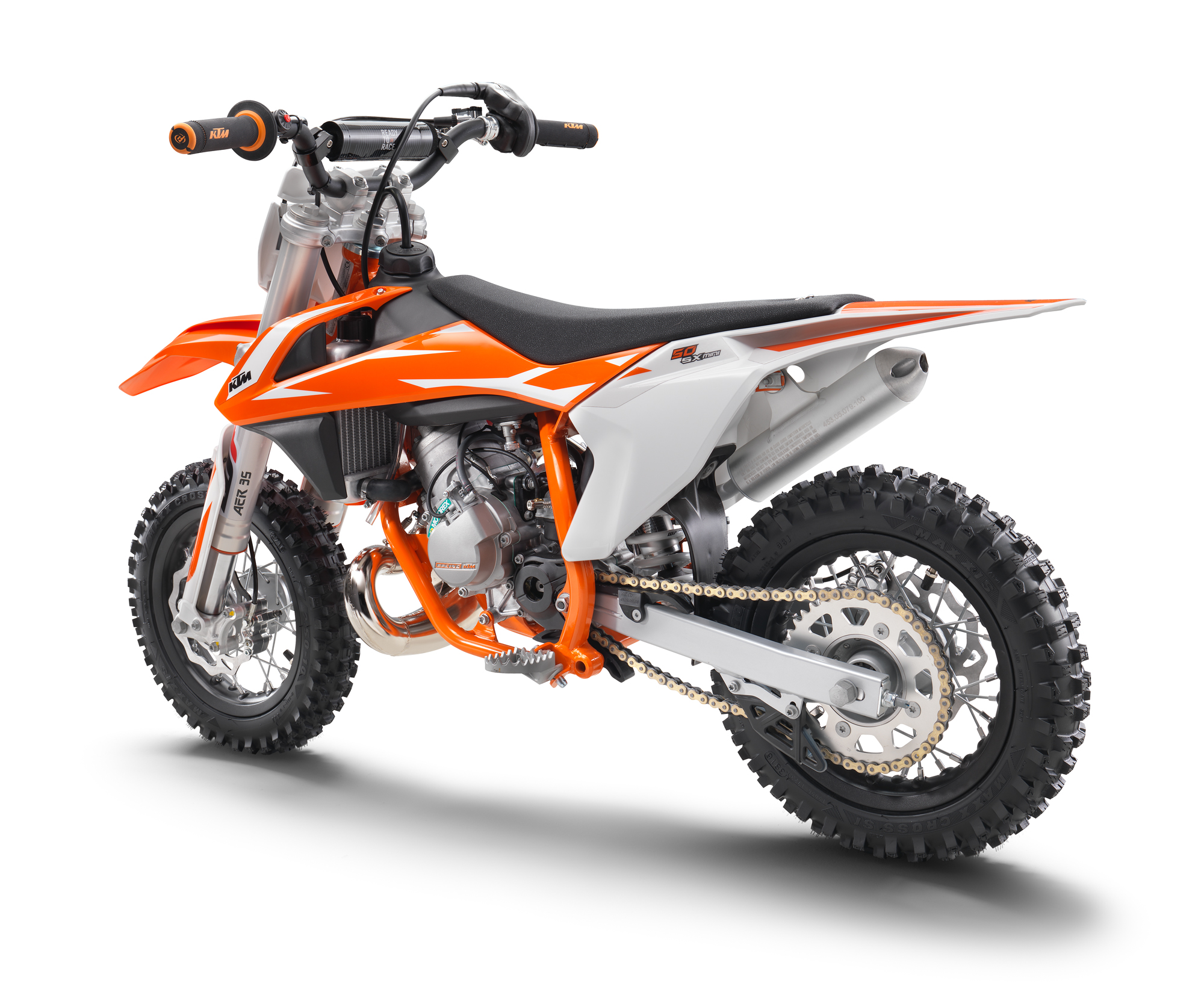 ktm releases detailed specs for 2018 models racer x online. Black Bedroom Furniture Sets. Home Design Ideas