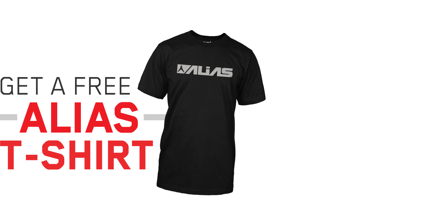 Subscribe to Racer X Illustrated and get Alias T-Shirt