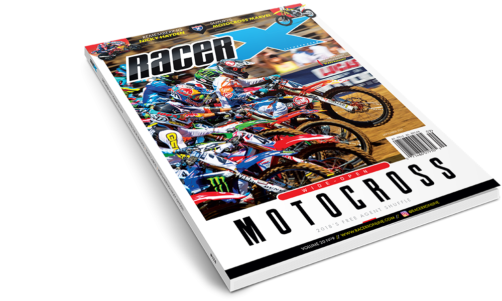 The September 2017 Issue - Racer X Illustrated Motocross Magazine