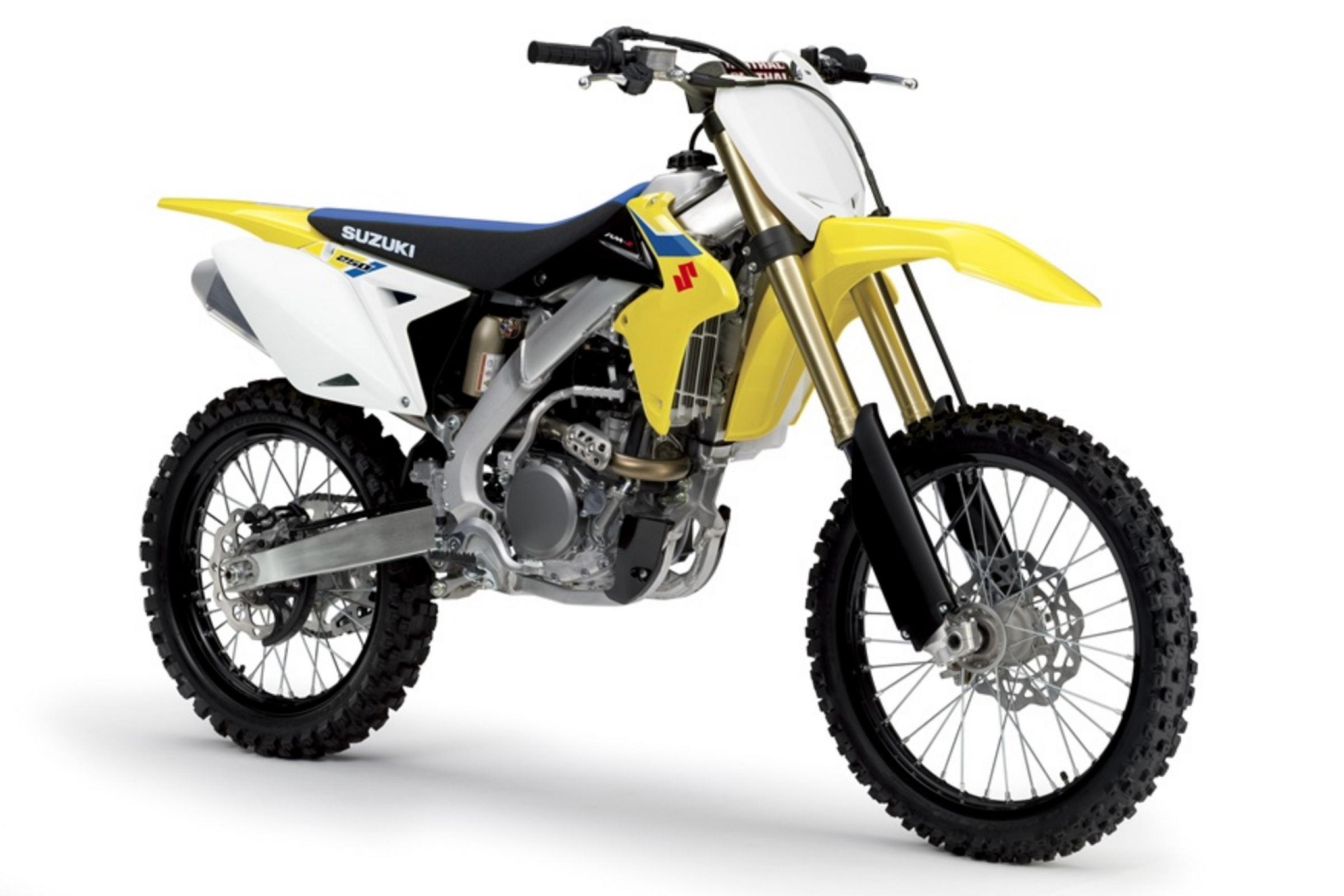 2018 suzuki motocross. perfect suzuki suzuki announces 2018 rmz250 and offroad models to suzuki motocross