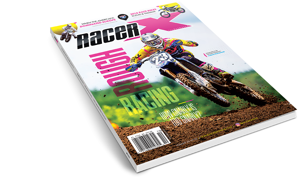 The October 2017 Issue - Racer X Illustrated Motocross Magazine