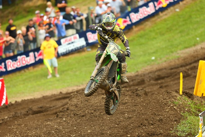 Savatgy didn't get the overall this time but continued his run of strong riding with second overall.