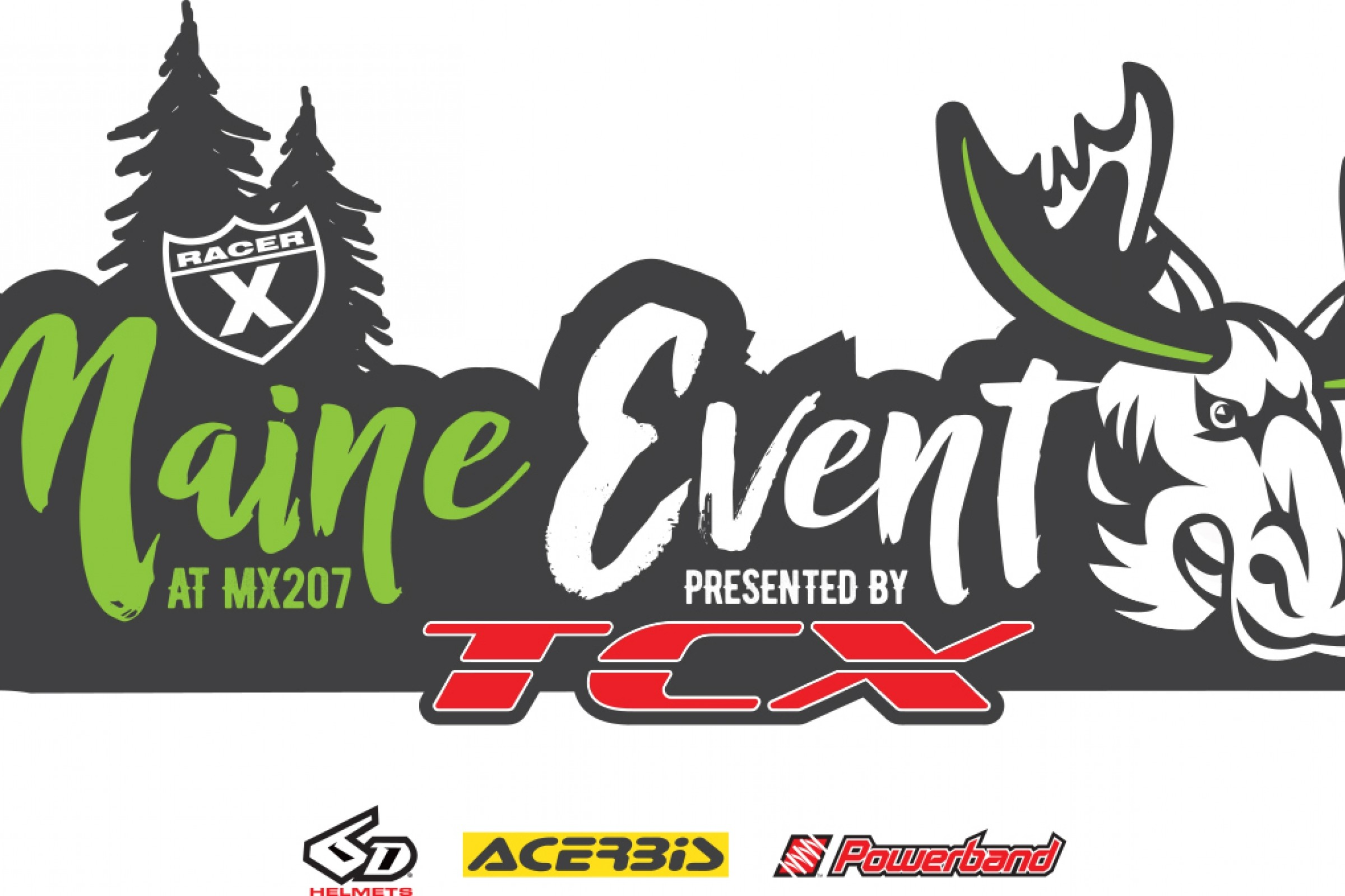 Join Us at the Racer X Maine Event This Weekend