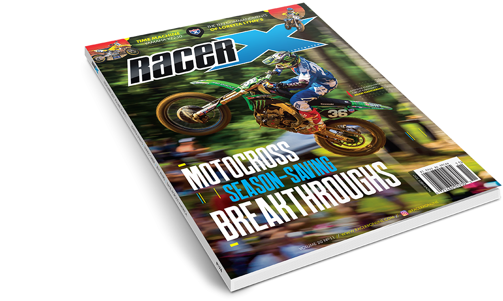 The November 2017 Issue - Racer X Illustrated Motocross Magazine