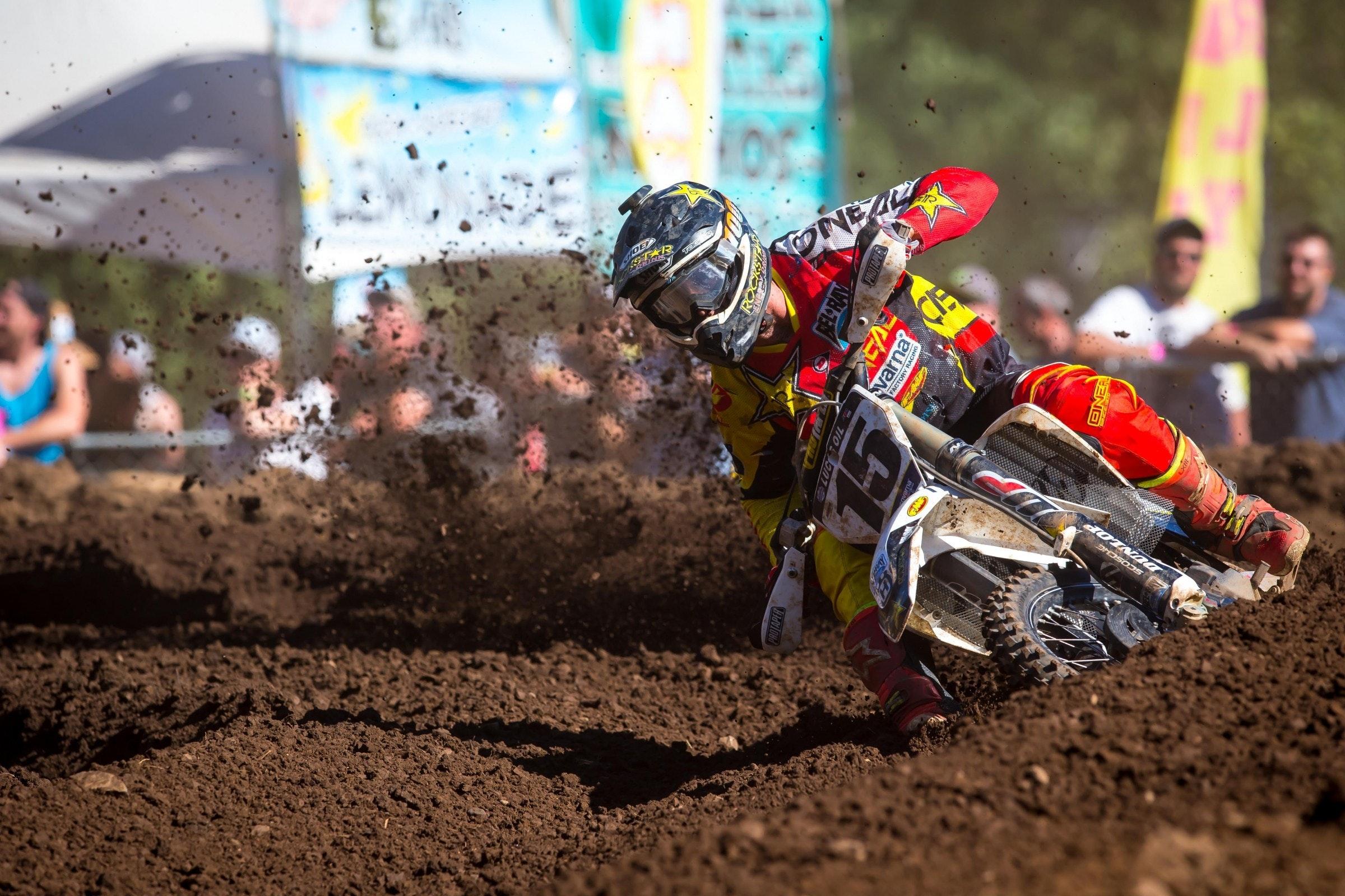 Open Mic Dean Wilson Racer X Online