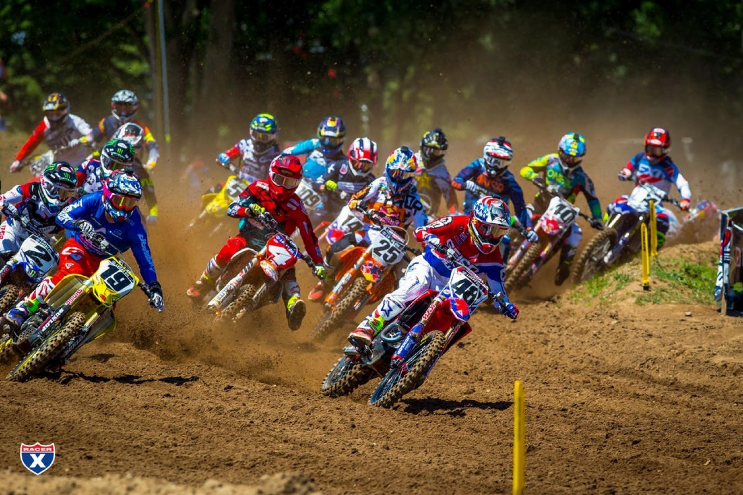 2018 Lucas Oil Pro Motocross Championship Schedule Announced - Racer X Online