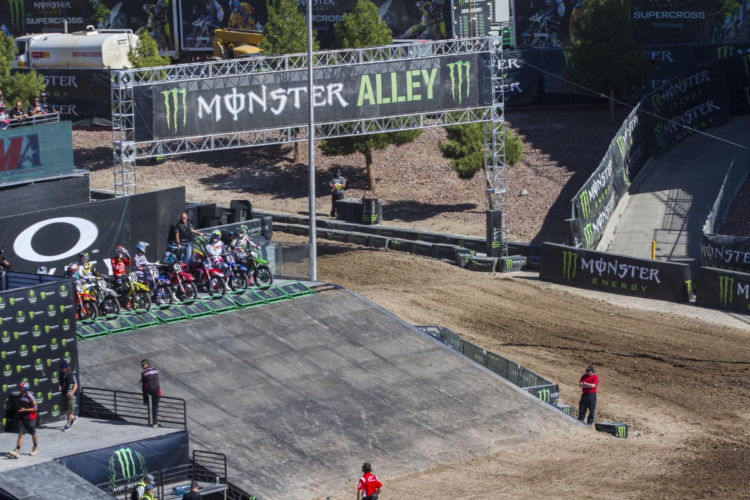 Honda Atv Dealer Las Vegas >> Race Day Feed: Monster Energy Cup - Al Lamb's Dallas Honda   New and Used Motorcycle Dealer ...