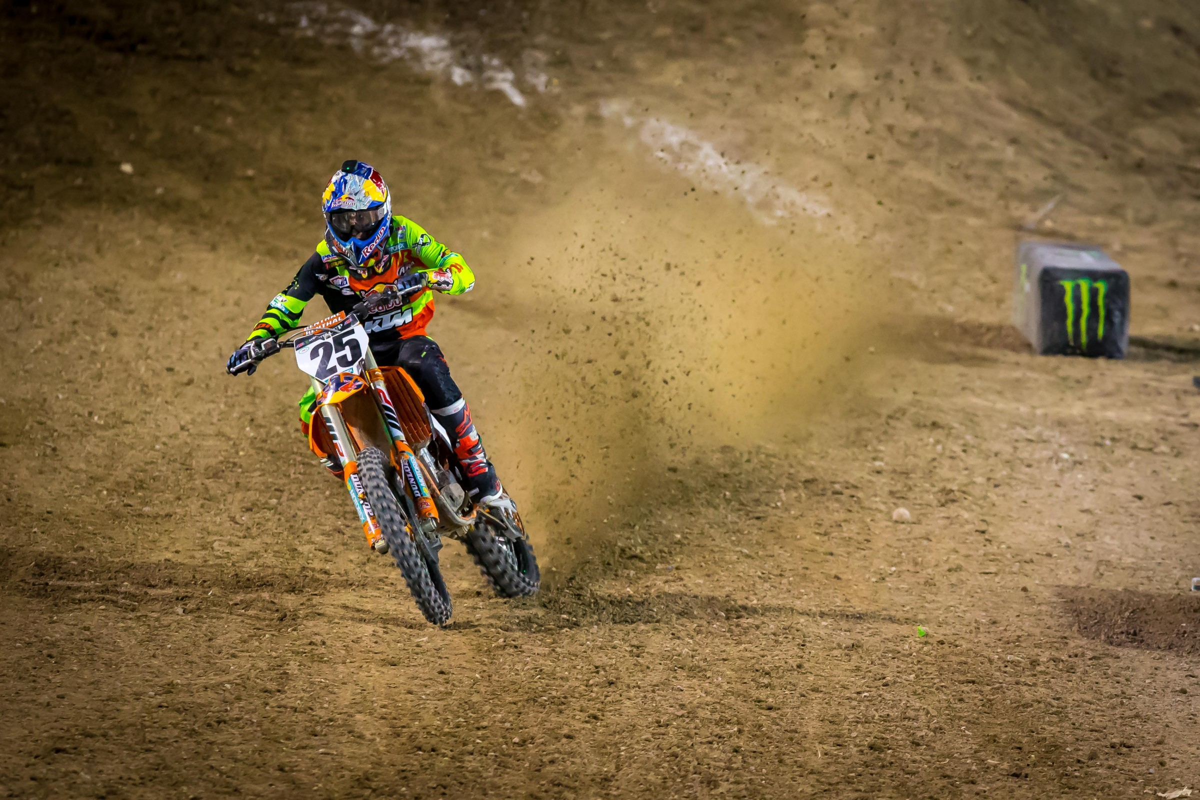 Musquin is one of the favorites to capture the Monster Energy Supercross title in 2018.
