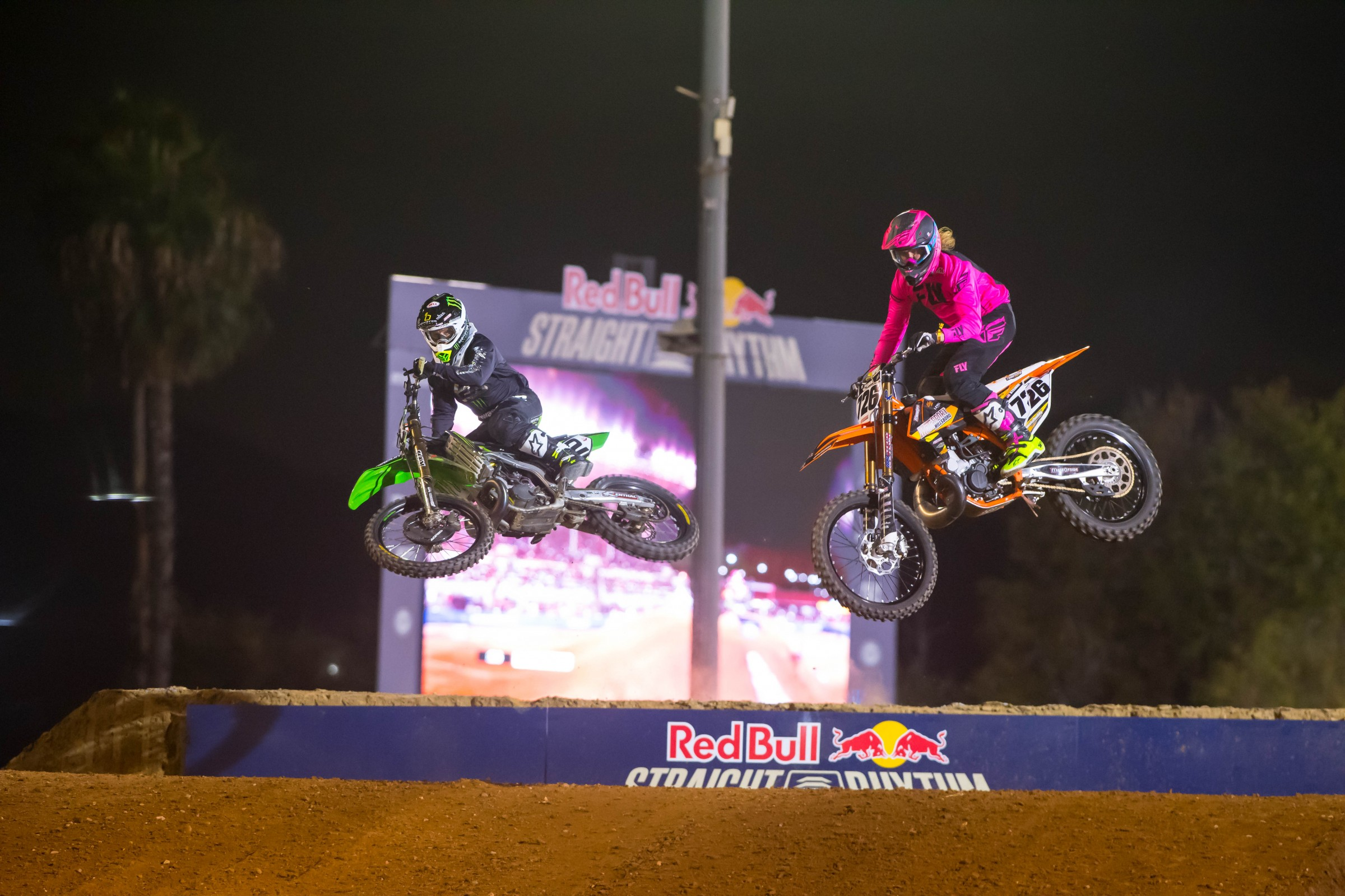 Villopoto was eliminated by Gared Steinke in the semi finals.
