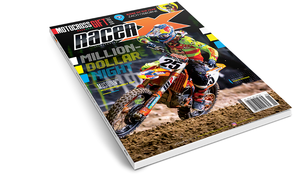 The January 2018 Issue - Racer X Illustrated Motocross Magazine