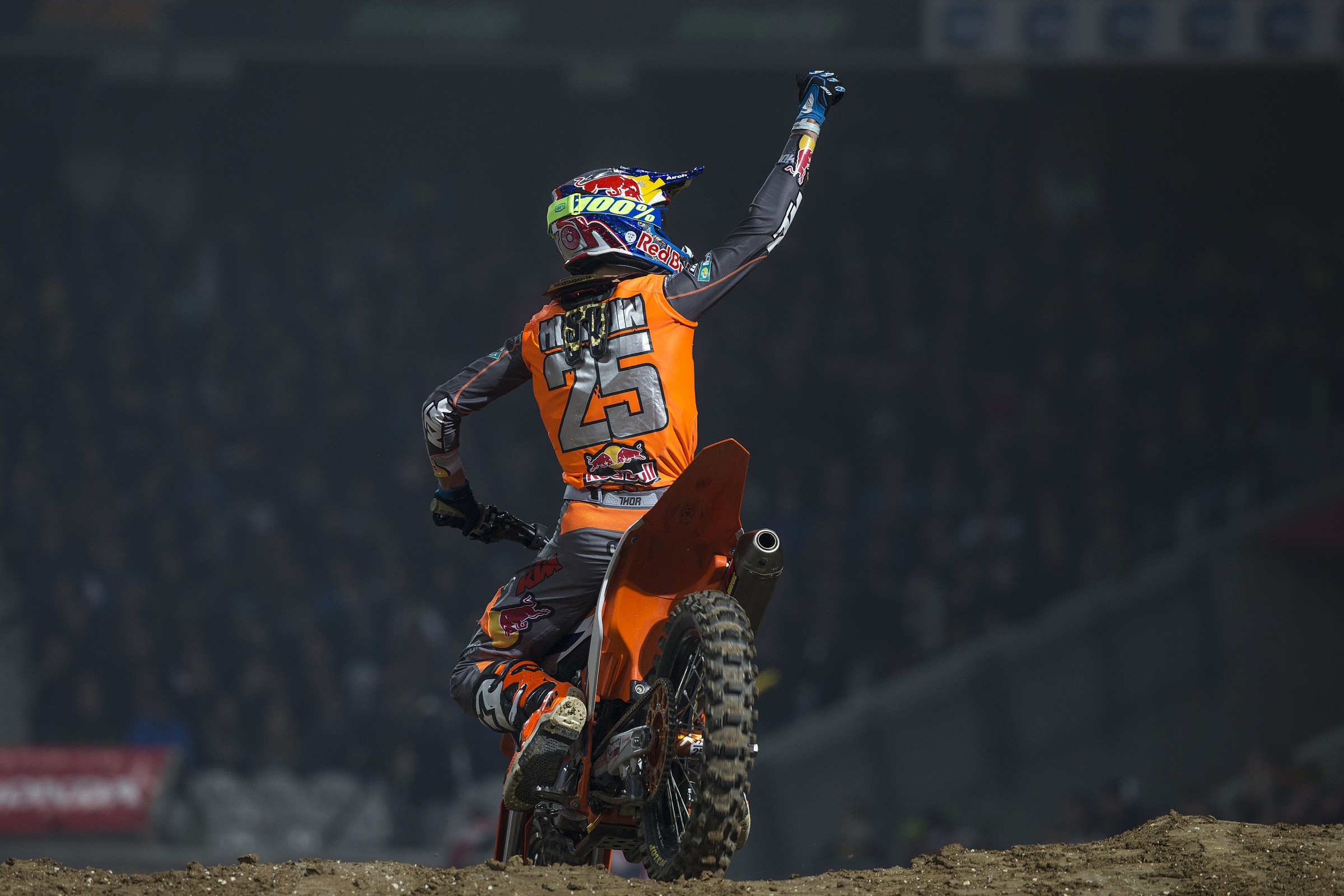 Can Musquin go back-to-back this weekend?