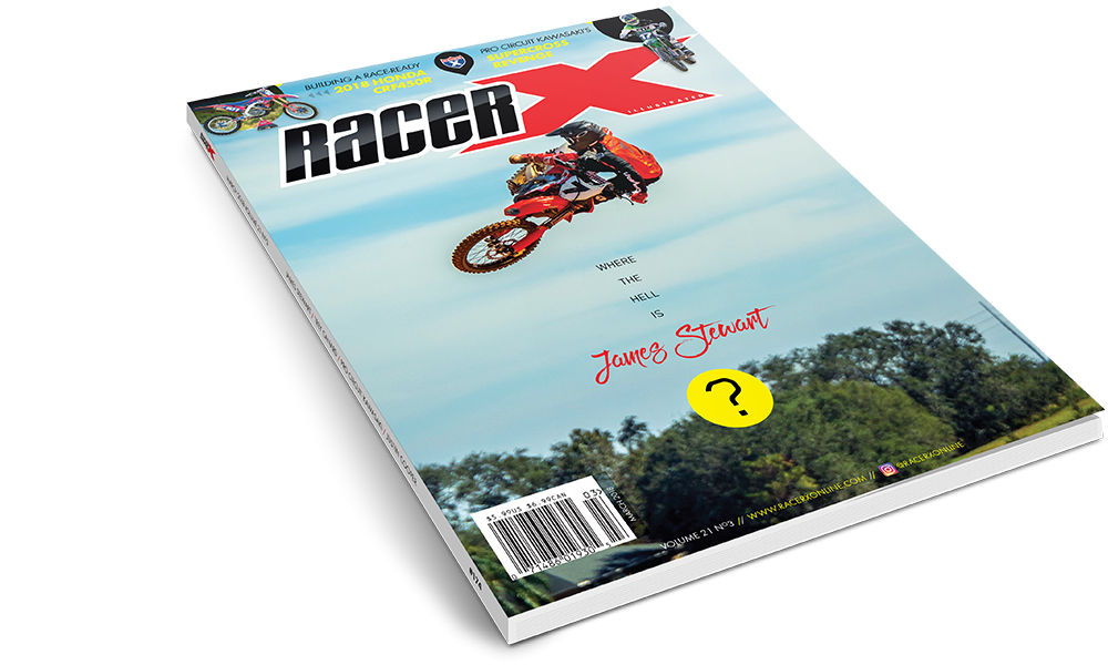The March 2018 Issue - Racer X Illustrated Supercross Magazine