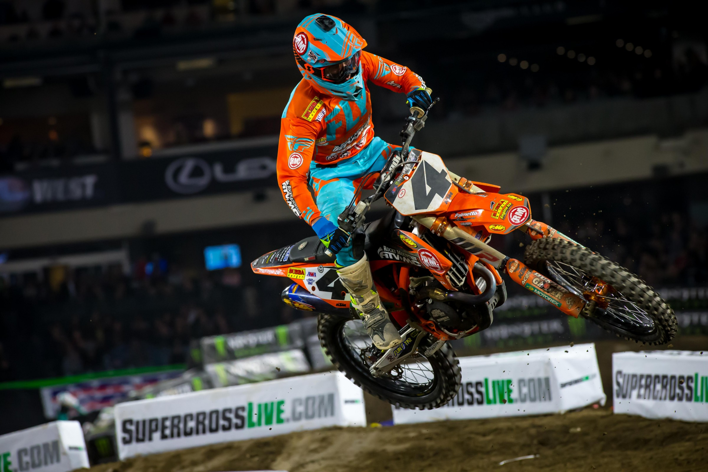 Baggett hopes to turn it around in Houston.