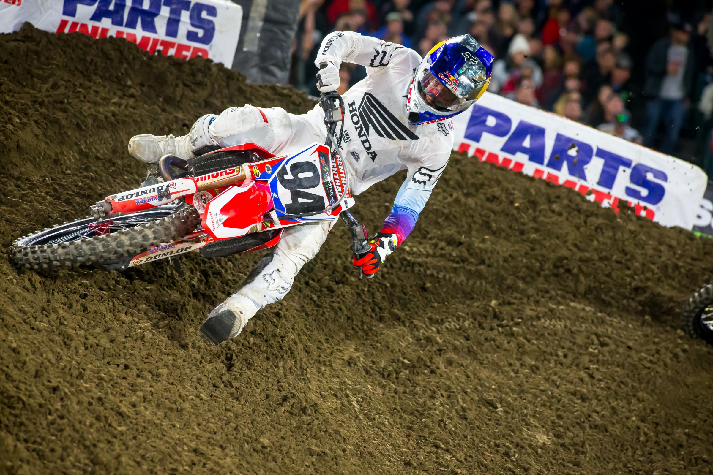 Will Roczen make the podium in Houston?