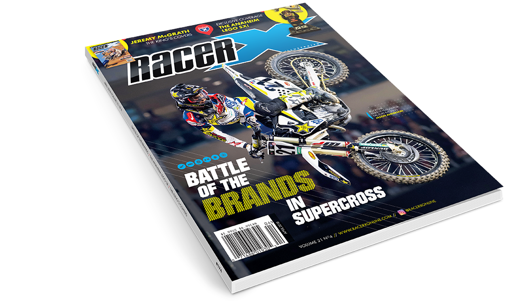 The April 2018 Issue - Racer X Illustrated Supercross Magazine