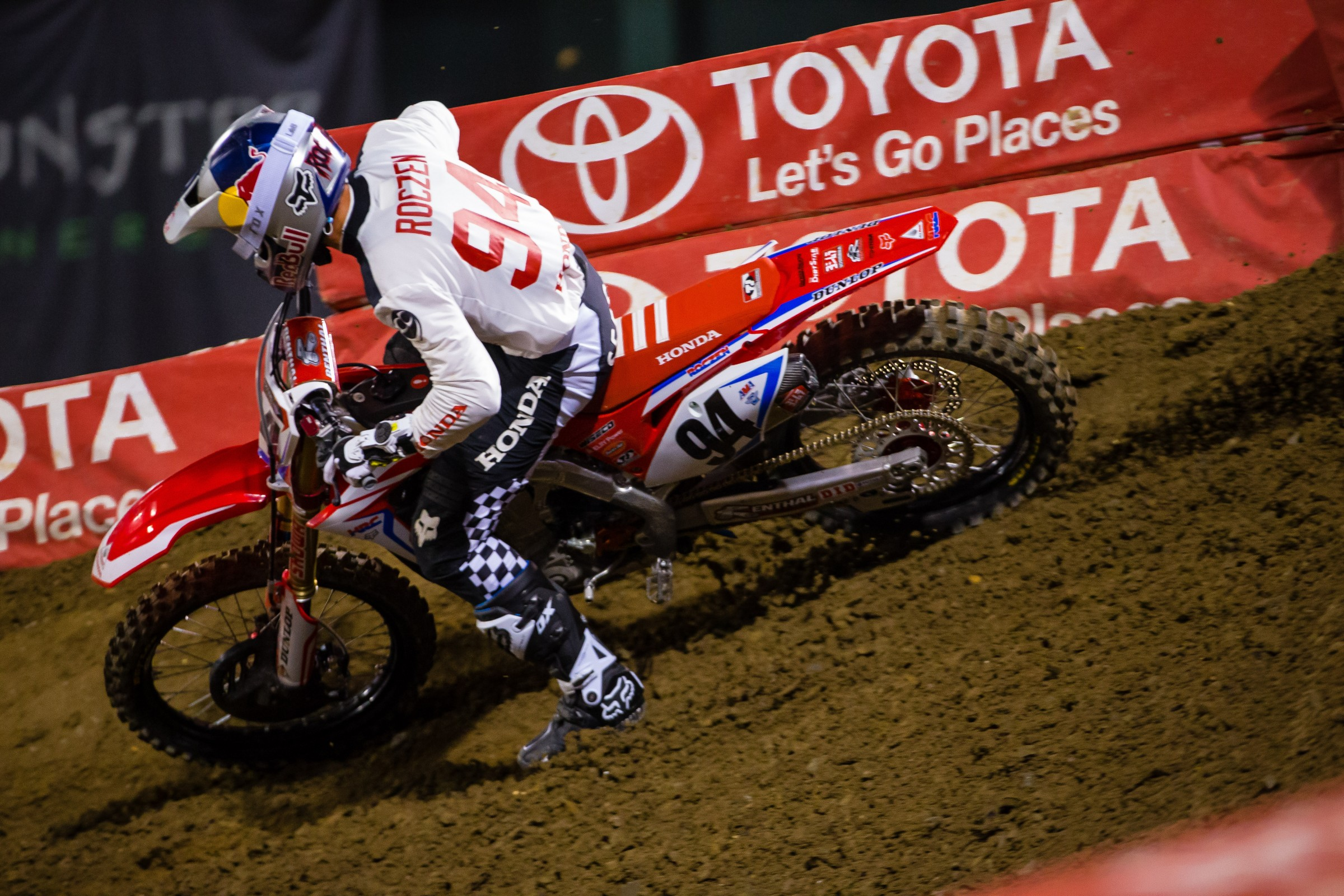 Can Roczen deliver to grab the win in San Diego?
