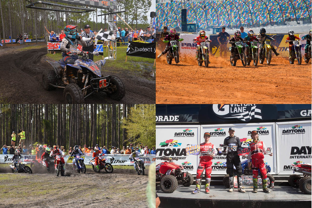 Thousands of AMA racers competed in Central Florida this past weekend.
