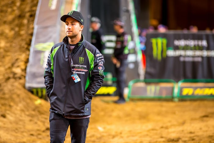 Martin Davalos Out for Indianapolis