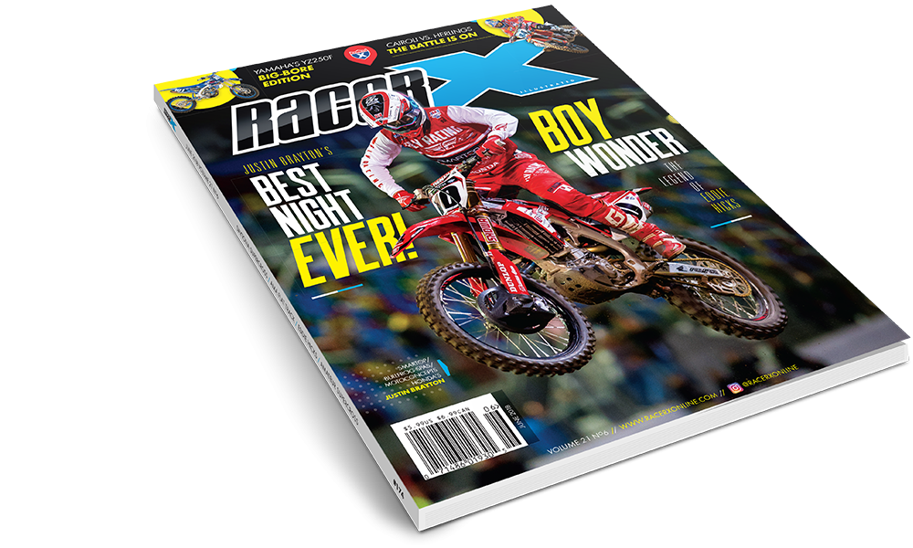 The June 2018 Issue - Racer X Illustrated Motocross Magazine