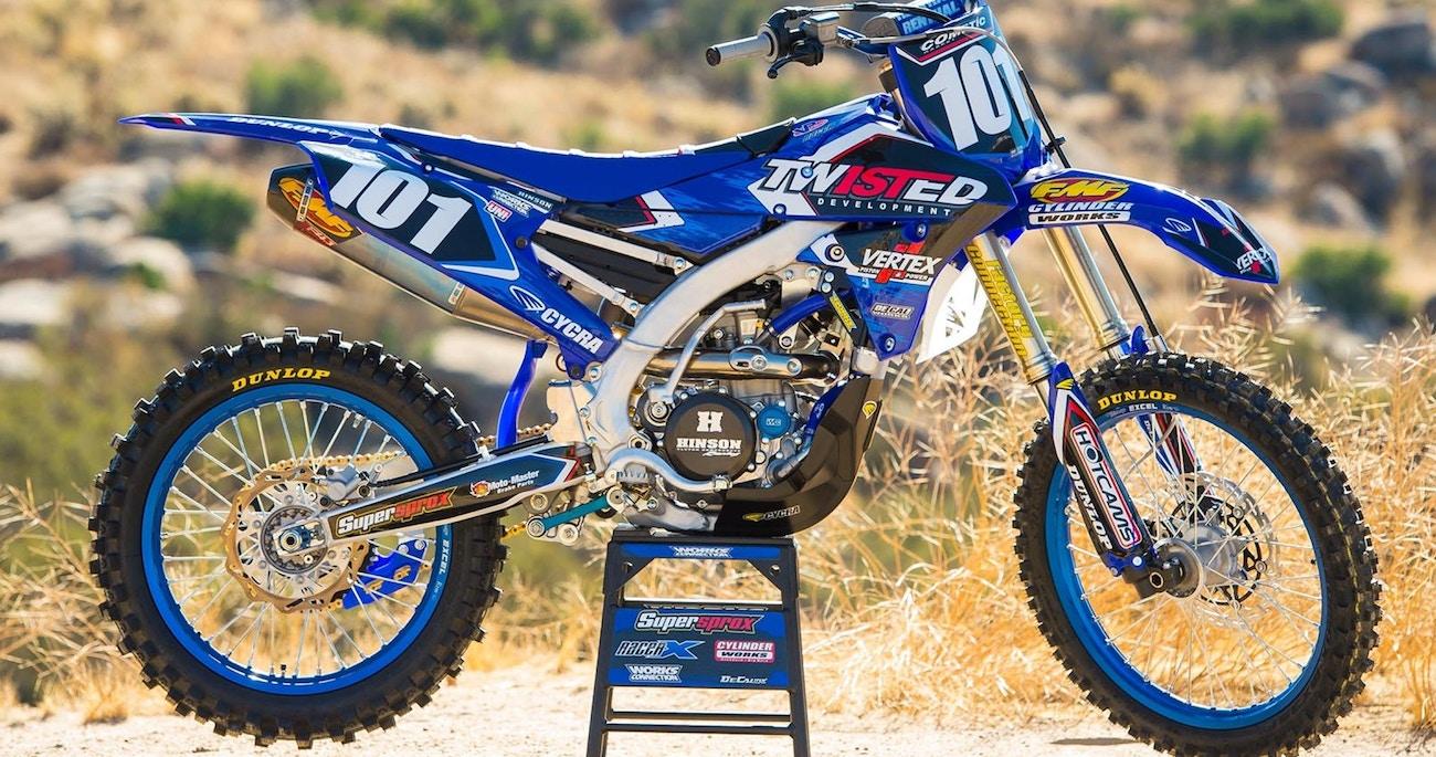 Racer X Films: Garage Build 2018 Yamaha YZ250F Big Bore