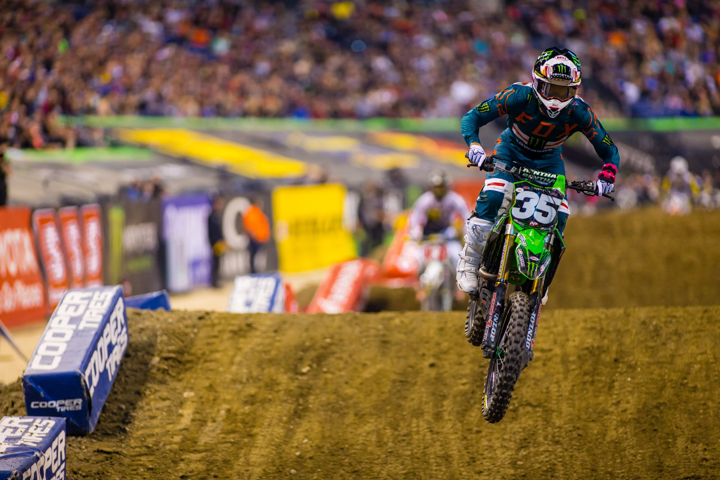 With just two rounds left, Forkner needs a good finish in Minneapolis to make up points on Osborne.